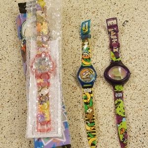 Vintage rugrats watches